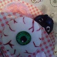 Scary Eye Halloween