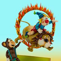 Circus Charly - Arcade Game collaboration