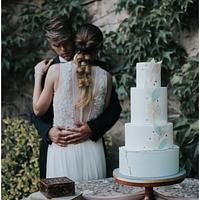 Sweet Decadence Wedding Cake