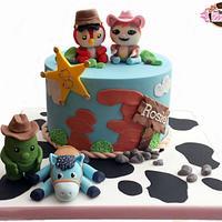 Sheriff Callie Cake!