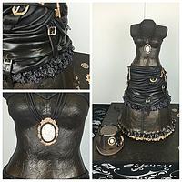 dress cake Birmigham international 2016 Bronze