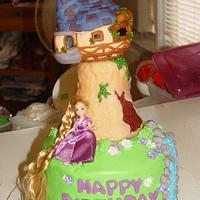 Tangled (Disney movie)Birthday Cake