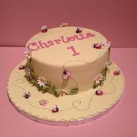 Charlotte is 1