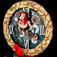 Trapped Time - Steampunk Collaboration