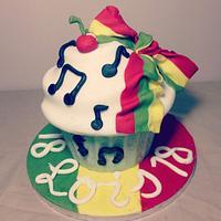Reggae Reggae Cupcake