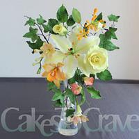Sugar Flower Bouquet