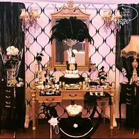 Sweet Gatsby table
