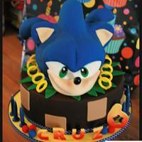 Sonic....