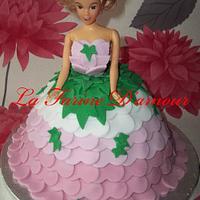 Doll Cake / Princess Cake