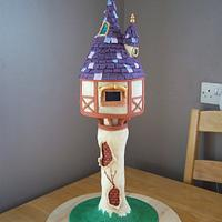 Tangled Tower  by Gemma Coupland