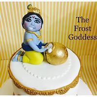 Krishna cake