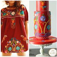 Cakerbuddies-Royal Wedding inspired,Buttercream special  -Flora Bordado