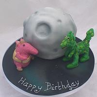 Clanger and Soup Dragon