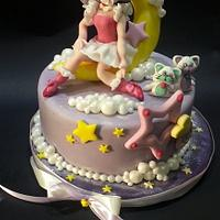 Creamy Mami- A cake for an italian competition