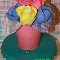 Roses-- Cakepops!!!