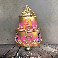 Princesscake  by Cake Garden