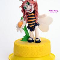 Honey bee !