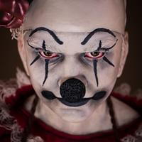 Clown Bust - Americake Horror Story Collab