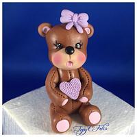 Little bear- Topper cake!