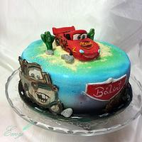 Cars Cake :)