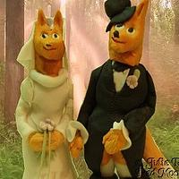 The Wedding of Mrs Fox - Grimm Brothers Fairy Tale- Grimms Collaboration