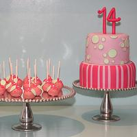 sweet 14!
