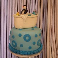 """""""Penguin cake"""" by Ana"""