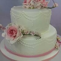 Vintage Weddingcake