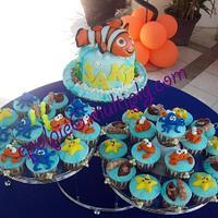 Beach party with Nemo!