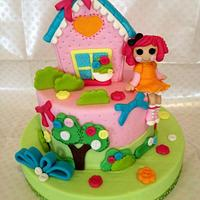 the world of Lalaloopsy