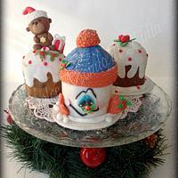 Happy Christmas ... Merry Christmas....Joyeux Noël...Feliz Navidad
