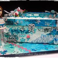 Memory Box Cake