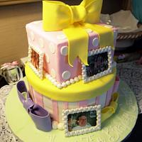 Grandma's 75th Birthday Cake