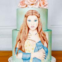 Margaery Tyrell - Cake of Thrones Collaboration 2019