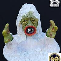 The Salt Vampire from the Cake the Final Frontier collaboration