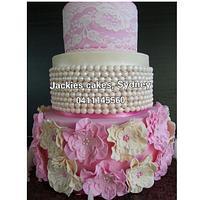 elegant 3 tier cake