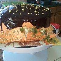 Meg's Birthday Cake
