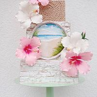 Sweet Summer Collaboration ~ Cake By The Ocean