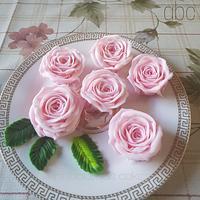 ♡ Buttercream Roses