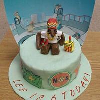 Rastamouse cake