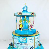 Princesse cake