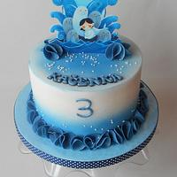 Song of the sea cake