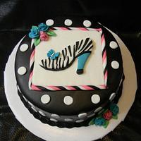 A Jimmy 'Chew' by Donna Tokazowski- Cake Hatteras, Hatteras N.C.