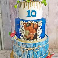 10th Wedding Anniversary !