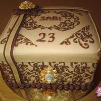 Gift Box for 23rd Birthday Girl