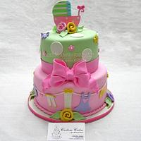 Baby shower for a girl ...