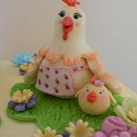 Easter cake by Dolce Sorpresa
