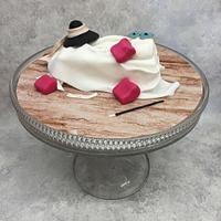 Audrey Hepburn Cake Collaberation