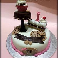 Sweet like a cake
