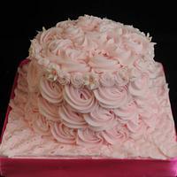 Little Pink Smash Cake